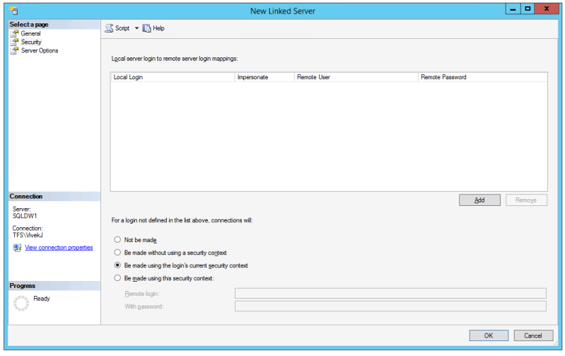 Creating Linked Server to a Multi-Subnet Availability Group Listener