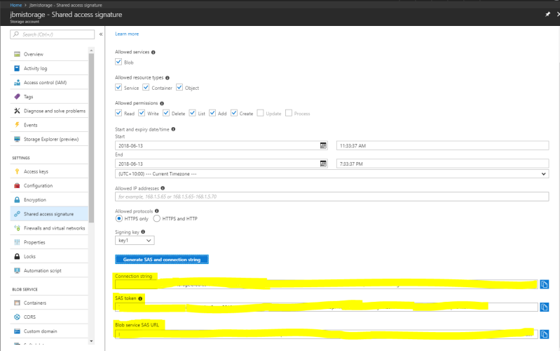 Restore a database backup to an Azure Managed Instance | JBs